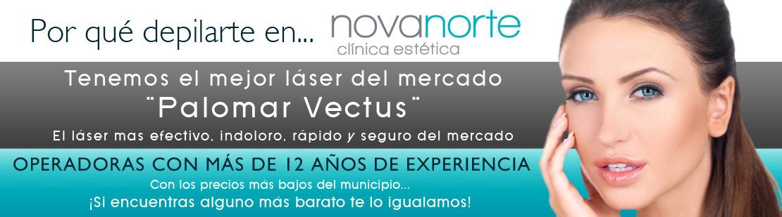 NovaNorte Clínica Estética y Depilación Láser en Madrid
